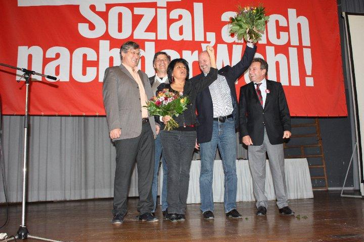 Wahlparteitag der Südwest-LINKEN am 20.11.2010