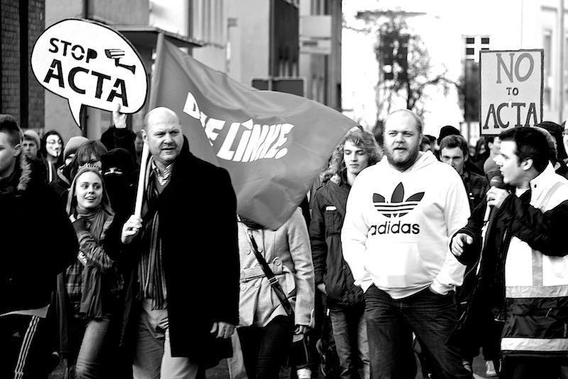 Anti Acta Demo_2012